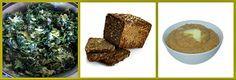приготовить кашу, хлеб. салат из амаранта