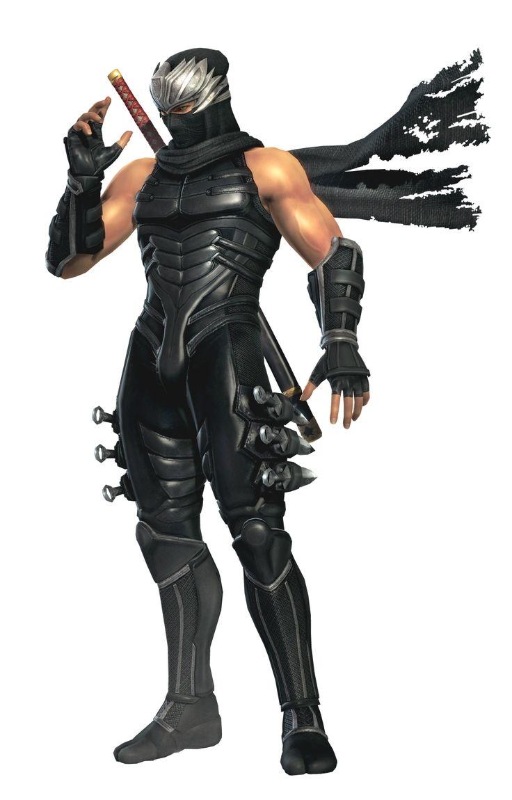 Ryu Hayabusa (Ninja Gaiden) #render