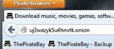 """Within three days of its launch The Pirate Bay's PirateBrowser, which allows people to bypass ISP filtering and access blocked websites, has already been downloaded more than 100,000 times"""