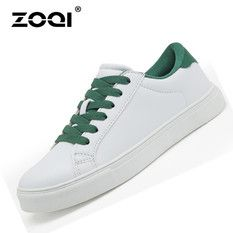 ZOQI Woman's Fashion Sneakers Sport Casual Breathable Comfortable Shoes (Green) - Intl