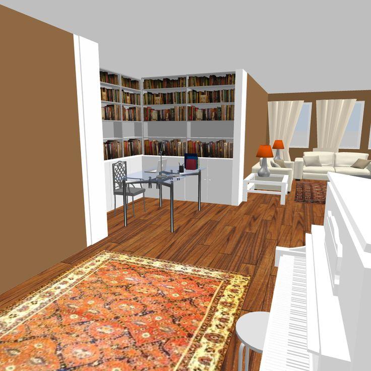 come aggiungere una nuova carea letto ed un bagno ad una abitazione e renderla funzionale ed elegante