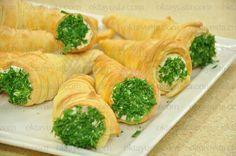 Peynirli Külah Böreği | Oktay Usta [ Resmi Web Sitesi ]