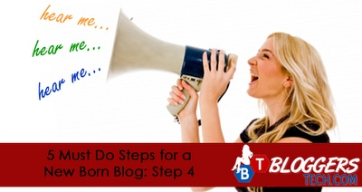 #Blogging : #Promote, #Optimize and #Advertise ! http://www.bloggerstech.com/2012/03/5-must-do-steps-for-new-born-blog-step_22.html #blogger #blog