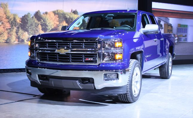 2014 Chevy Silverado, GMC Sierra Preview: Best in Class Fuel Economy, Power Promised. For more, click http://www.autoguide.com/auto-news/2012/12/2014-chevy-silverado-gmc-sierra-preview-best-in-class-fuel-economy-power-promised.html