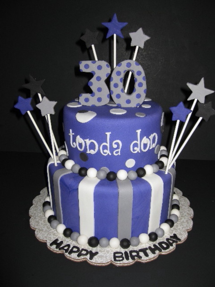 17 best images about the dirty 30 on pinterest 30th for 30th birthday cake decoration