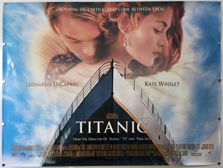 Movie Posters 1997: Best 25+ Titanic Movie Poster Ideas On Pinterest