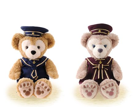 Disney's Duffy & Shelliemay - 2010 collection - Sailor suits