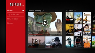 Netflix US on Windows 8