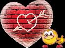 beautibul animation hearts  | Smiley Symbol: Animated Smileys & Emoticons: Heart, Love, Kiss ...