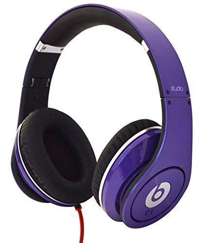 Beats Studio Wired Over-Ear Headphones NOT WIRELESS - Purple (Certified Refurbished)  Beats Studio Wired Over-Ear Headphones NOT WIRELESS - Purple (Certified Refurbished)  Expires Sep 11 2017