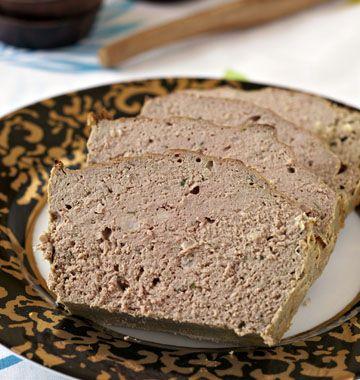 Terrine de foie de volailles - les meilleures recettes de cuisine d'Ôdélices