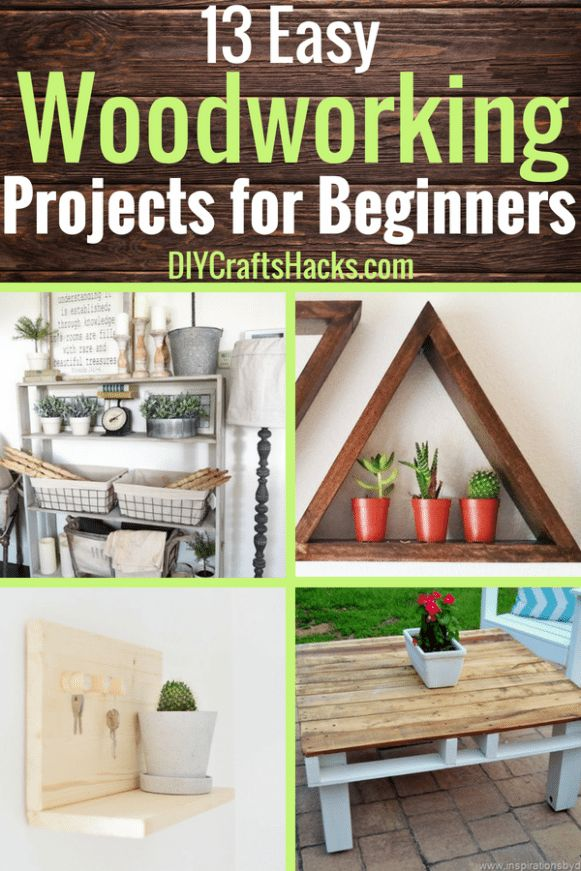 DIY Woodworking Ideas 13 Easy Woodworking Projects for Beginners  diy woodworking ideas diy woodworking projects easy fun woodworking projects woodworking ideas diy crafts quick woodworking projects joinery woodworking beginner woodworking woodworking tricks woodworking projects ideas Life Hacks Life Hacks and Tips Life Hacks Every Girl Should Know helpful awesome amazing life hacks tips diy DIY Projects Crafts DIY and Crafts Ideas diy hacks. #beginnerwoodworking