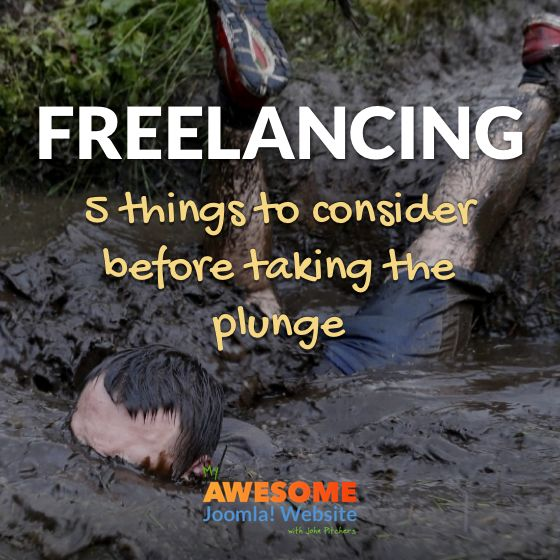Freelancing: 5 Things to Consider Before Going Solo