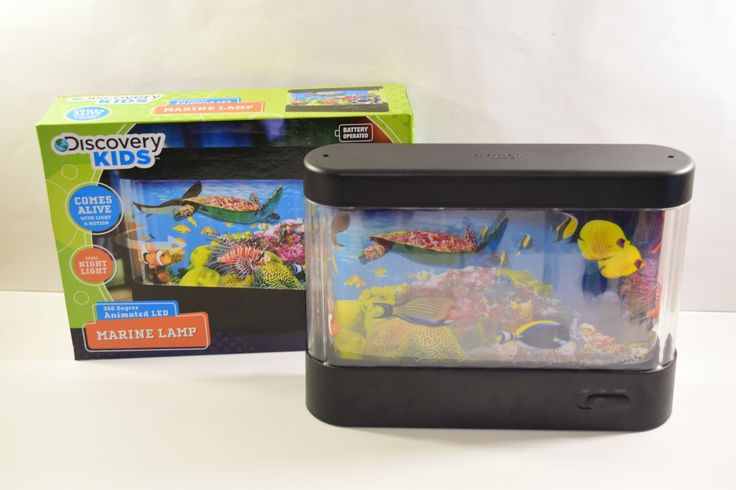 Just added Discovery Kids An... to our Inventory! Check it out here: http://oceanside-flipping.myshopify.com/products/discovery-kids-animated-tropical-fish-marine-lamp?utm_campaign=social_autopilot&utm_source=pin&utm_medium=pin  #Oceanside #OceansideCA #SanDiego #4Sale #Buy #Trade #Sell