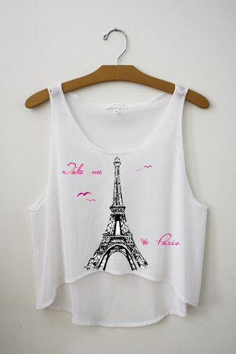 Take me to Paris – Hipster Tops