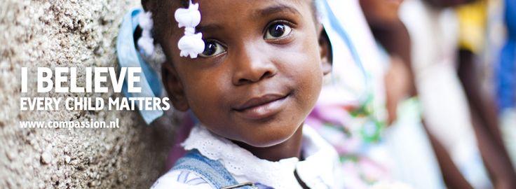Daarom gaan wij net als Enock Elie armbandjes maken en verkopen om zo een bijdrage te kunnen leveren aan Compassion.