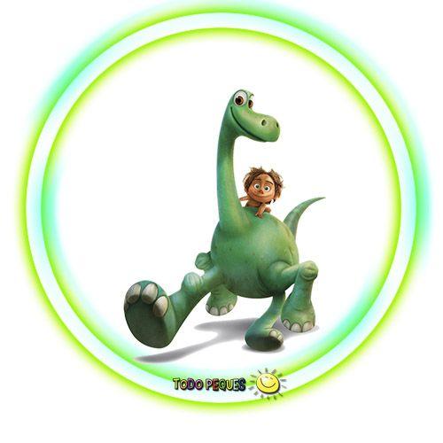 Stickers Un Gran Dinosaurio