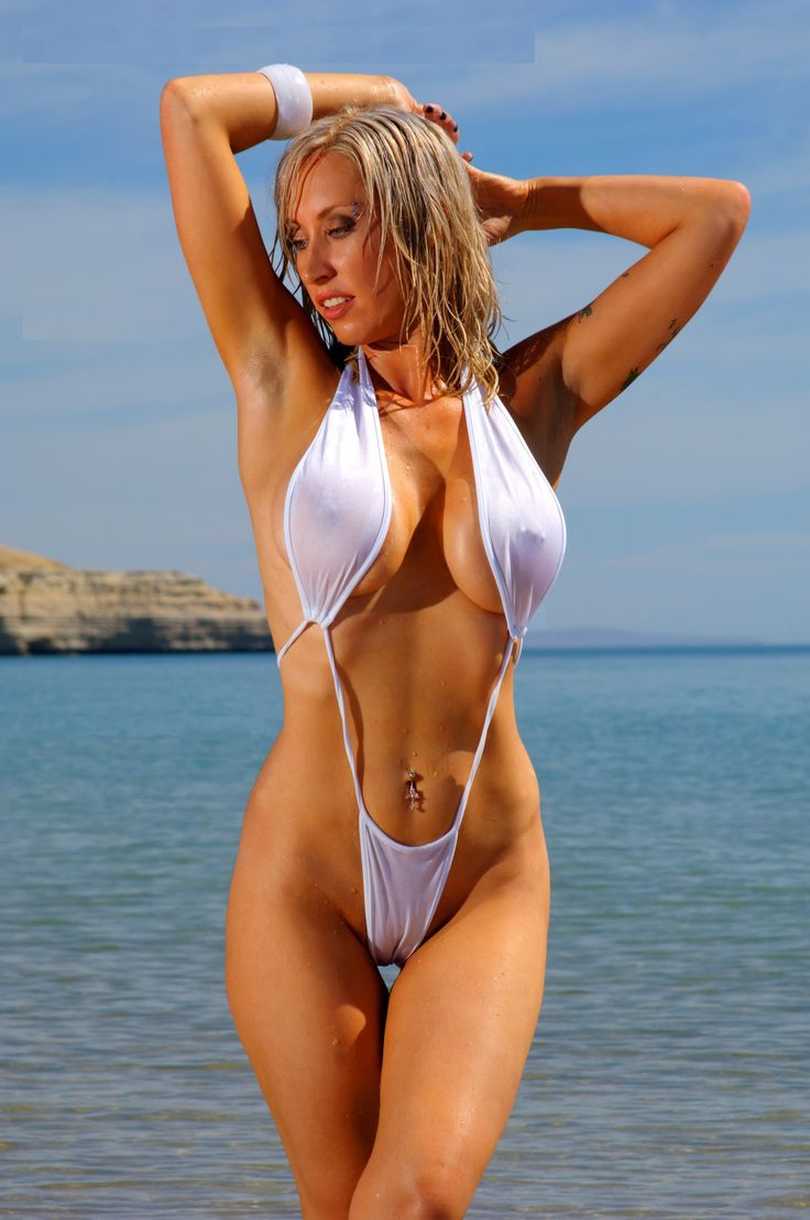 Hotties In Micro Bikinis