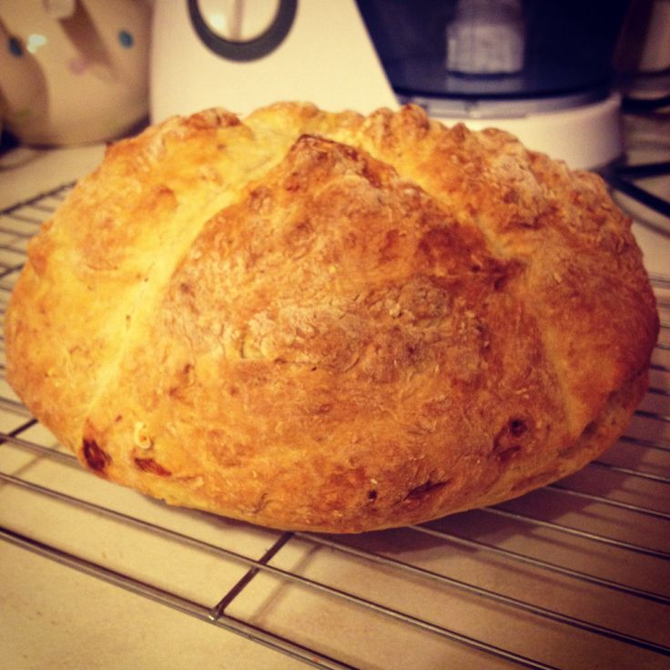 Another go at Paul Hollywood's soda bread