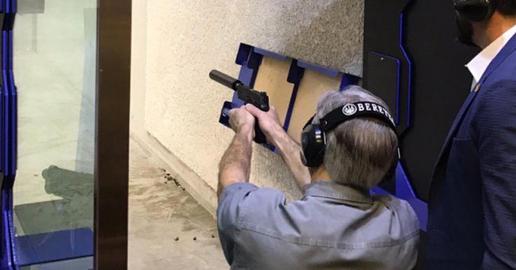 Reporters Freak as TX Gov. Brags About Gun Accuracy