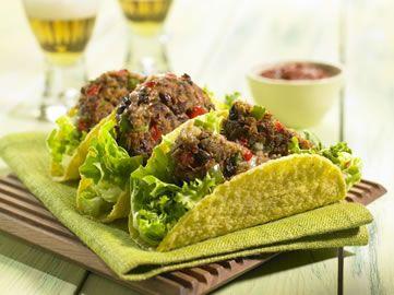 Three Meatless Taco Recipes