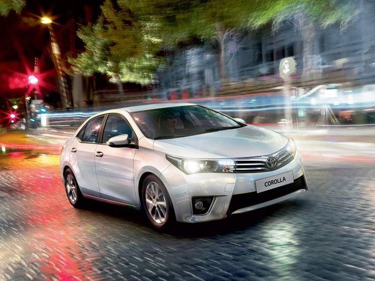 Toyota снизила цены на Corolla, RAV4 и Camry