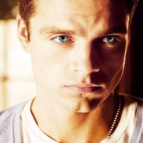 Sebastian stan as Emerson
