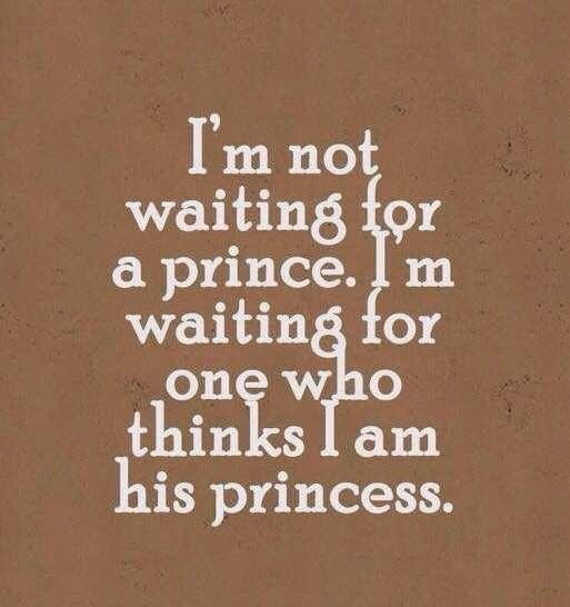 You are my Princessa!!