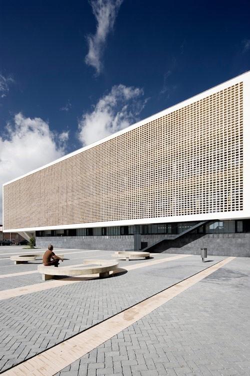 PROGRÉS-RAVAL HEALTH CENTRE, BADALONA, Baas Arquitectes