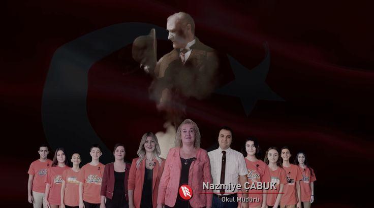 """@Behance projeme göz atın: """"Erkan Koleji İçin Hazıradığım 29 Ekim Videosu"""" https://www.behance.net/gallery/45260757/Erkan-Koleji-cin-Hazradgm-29-Ekim-Videosu"""