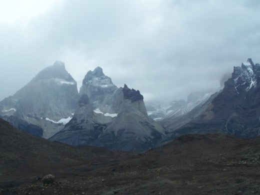 Torres del Paine... I saw it!