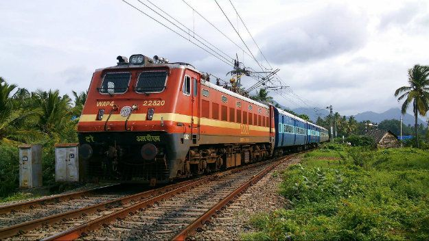 The people use the Internet to locate the live running status of the train, book tickets online and track the PNR status of the tickets and much more.