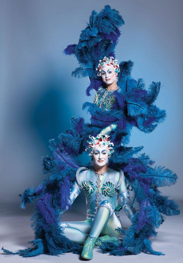 """From my favorite Cirque show, Cirque Du Soleil """"Alegria"""""""