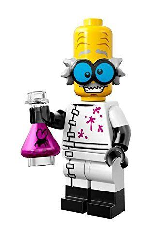 New LEGO Monster Minifigures: Mad Scientist | Where to find them alone or in sets at CoolMomPicks.com