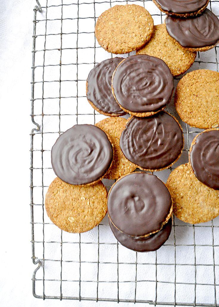 Hobnob sable avoine chocolat