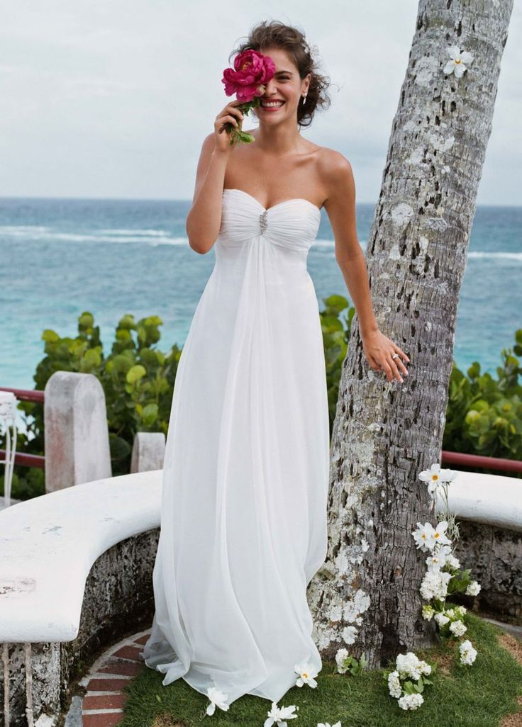 Pinterest discover and save creative ideas for Simple wedding dress images