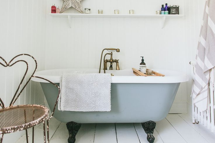 Rolltop Bath - Image By Adam Crohill