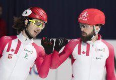 Le Canada récolte deux autres médailles aux Championnats du monde de patinage de vitesse sur courte piste! Cette fois, c'est...