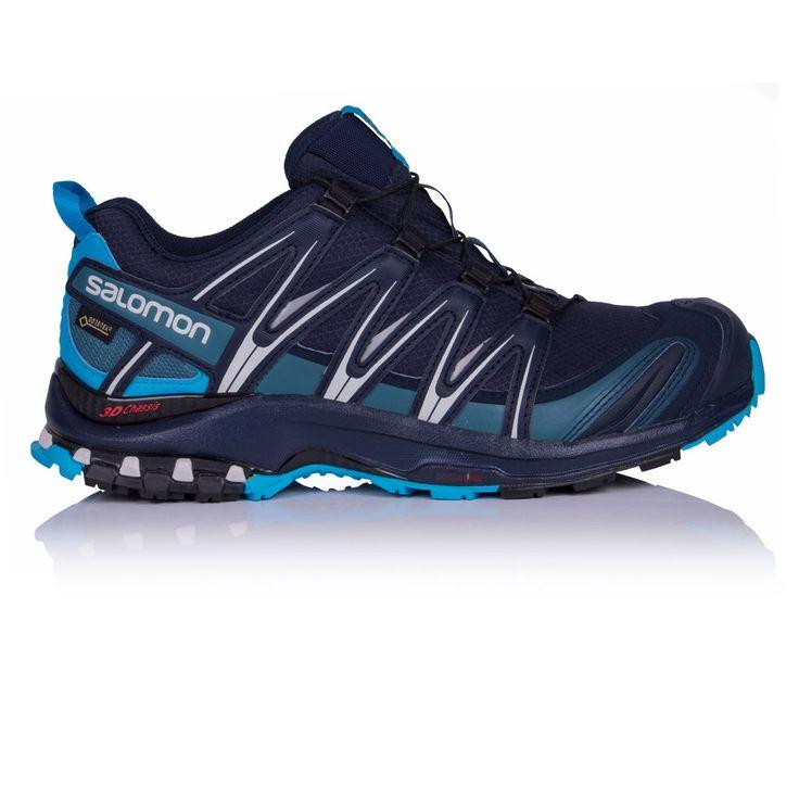 Salomon XA Pro 3D Gore-Tex Trail Running Shoes - SS18 - 25% Off   SportsShoes.com