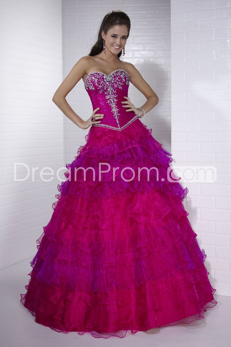 173 best Dresses images on Pinterest | Prom dresses, Ball dresses ...
