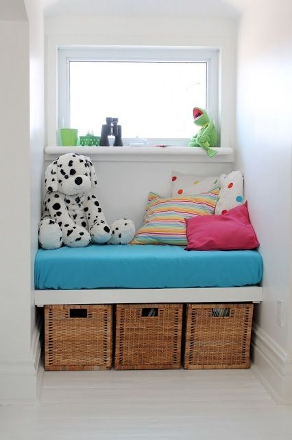 READING NOOKS-- many ideas in a single post