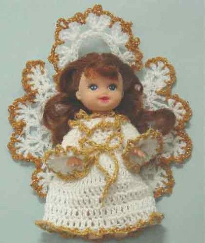 Free Crochet Angel Doll Pattern : 341 best images about Crochet Air Freshener covers on ...