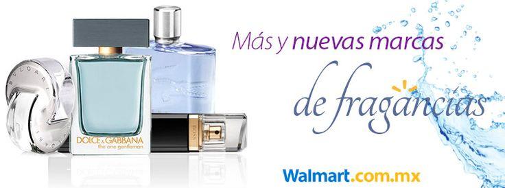¡Entra, elige, paga y recibe en la puerta de tu casa tus perfumes favoritos! Dolce Gabbana, Hugo Boss, Burberry, Carolina Herrera, Tommy Hilfiger y más.  Walmart.com.mx, Hacemos Clic!