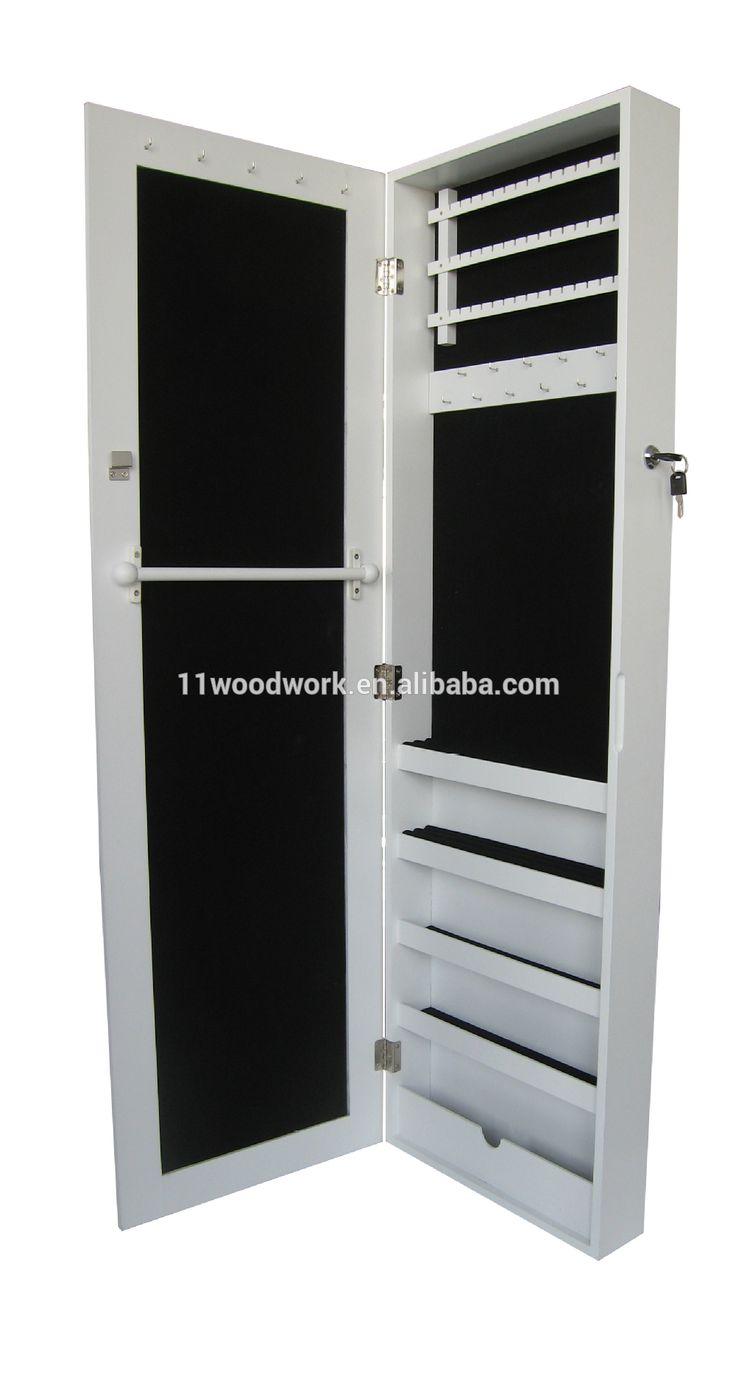 стенд зеркало древесины ювелирных изделий кабинет новый дизайн высокое качество деревянный шкаф на стене-Декор для дома-ID продукта:1100003673075-russian.alibaba.com