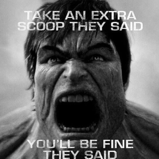 Gym humor hahah totally true thou