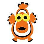 Printable Clownfish Mask