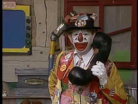 J.P. Patches Show Volume 1 - Gertrude Reveals SuperKlown!