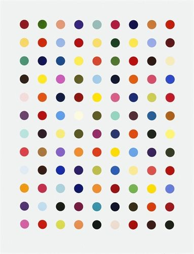 Flumequine by Damien Hirst on artnet Auctions