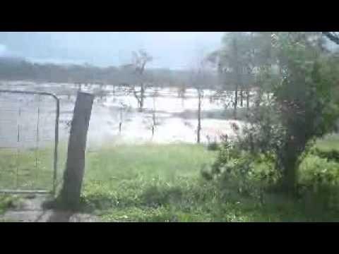 Boynedale Bush Camp in land from Gladstone in the Boyne Valley Queensland Australia 4680