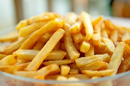 Unless they're being sold with a portion of fish, chips won't be served at the Olympics due to the McDonald's sponsorship deal!